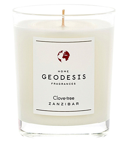 GEODISIS Clove Tree scented candle
