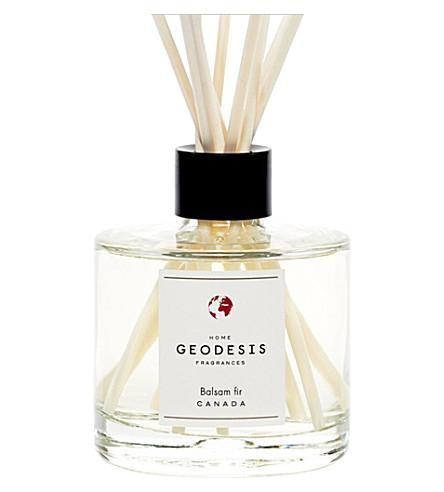GEODISIS Balsam fir reed diffuser 200ml