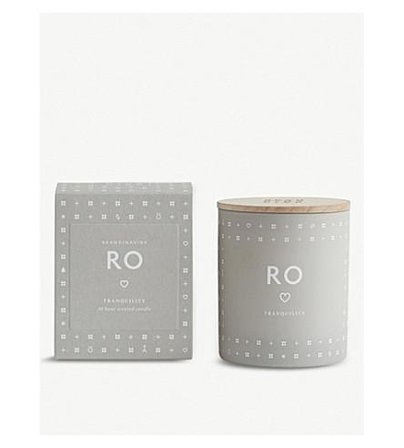 SKANDINAVISK Ro tranquility candle