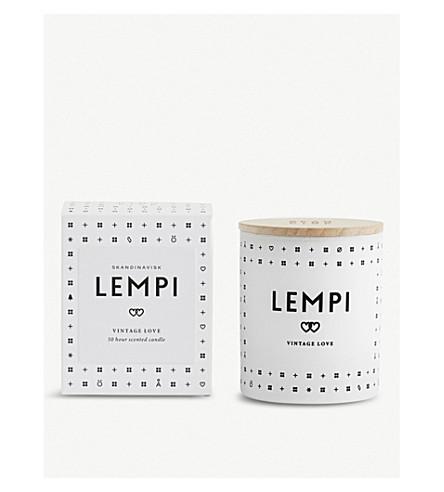 SKANDINAVISK Lempi love scented candle
