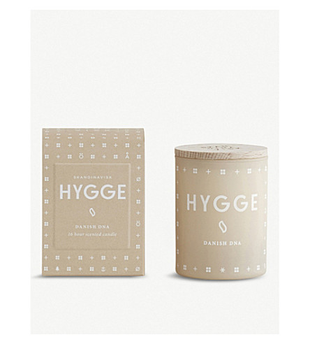 SKANDINAVISK Hygge cosiness mini scented candle