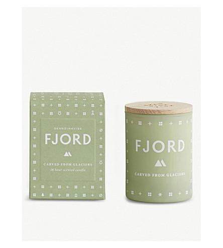 SKANDINAVISK Fjord mini scented candle
