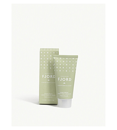 SKANDINAVISK Fjord hand cream 75ml