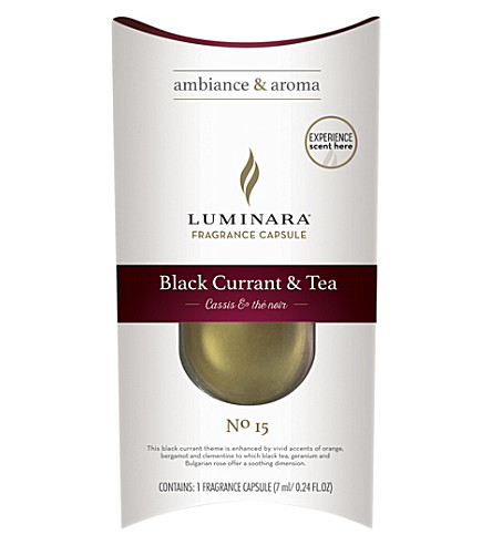 LUMINARA Lumi pod blackcurrant & tea