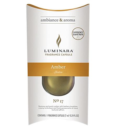 LUMINARA Luminara fragrance pod amber