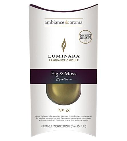 LUMINARA Luminara fragrance pod fig & moss