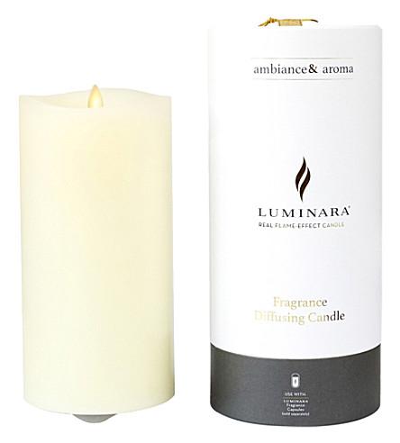 LUMINARA Lumi diffusing candle