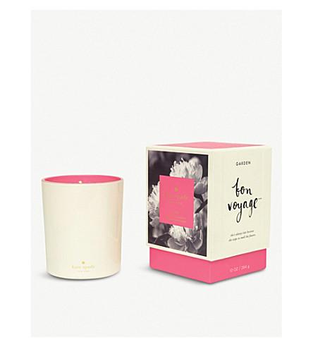 KATE SPADE NEW YORK Bon Voyage Garden scented candle 284g