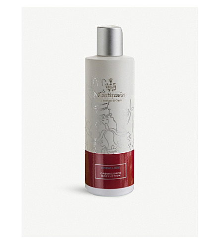 CARTHUSIA Corallium body lotion 250ml
