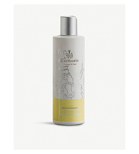 CARTHUSIA Mediterranean body lotion 250ml