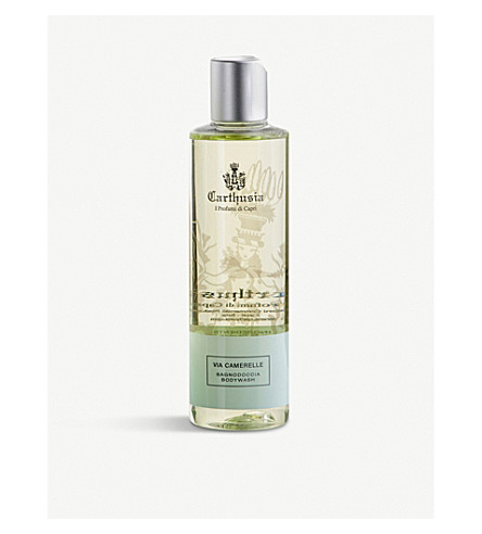CARTHUSIA Via Camarelle bath and shower gel 250ml