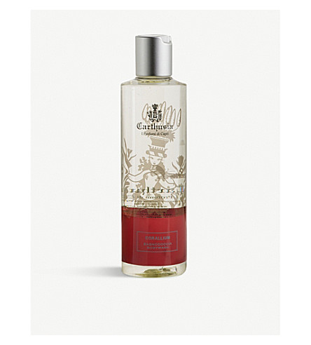 CARTHUSIA Corallium bath and shower gel 250ml