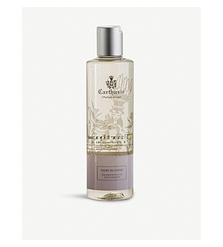 CARTHUSIA Fiori di Capri bath and shower gel 250ml