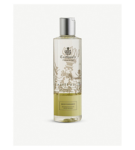 CARTHUSIA Mediterranean bath and shower gel 250ml