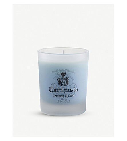 CARTHUSIA Lily of the Valley scented candle 70g