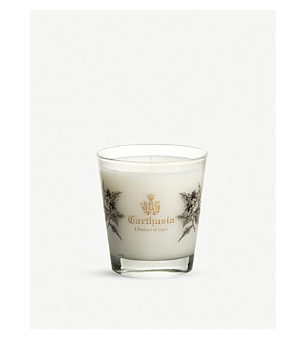 CARTHUSIA Secret Oud scented candle 260g