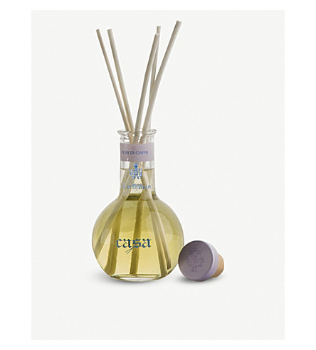 CARTHUSIA Fiori Di Capri home fragrance diffuser 100ml