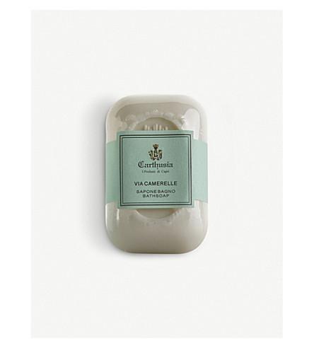 CARTHUSIA通过 Camarelle 肥皂125g
