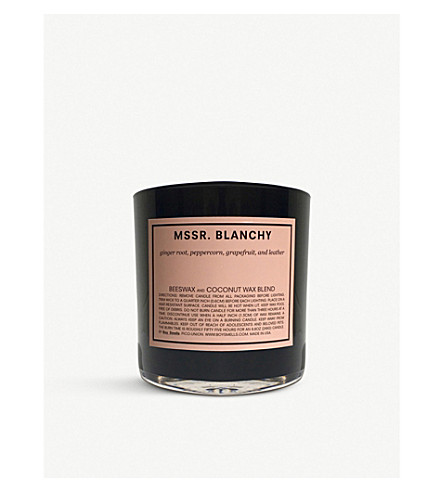 BOY SMELLS Mssr. blanchy candle 249g