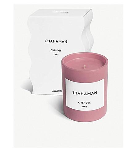 OVEROSE Shahaman candle 200g