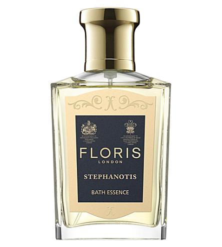 FLORIS Stephanotis bath essence 50ml