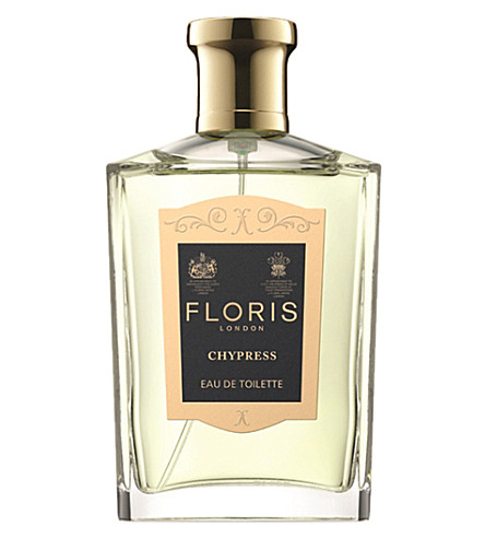 FLORIS Chypress eau de toilette 100ml