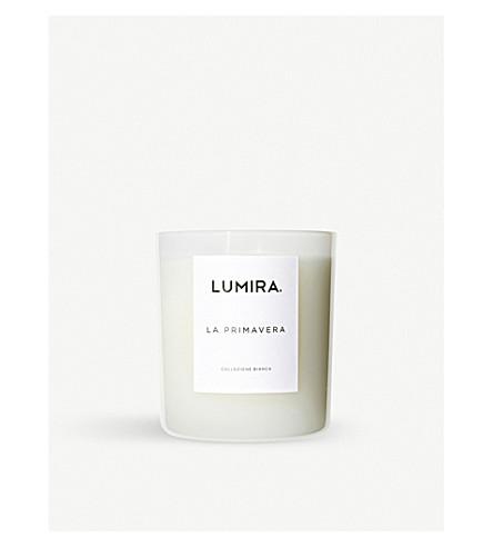 LUMIRA La Primavera candle 300g