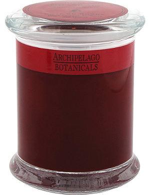 ARCHIPELAGO Côte du Rhône jar candle