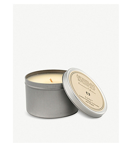 ARCHIPELAGO Luna travel tin scented candle