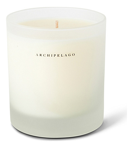 ARCHIPELAGO Excursion Santorini candle