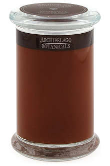 ARCHIPELAGO Madagascar tall jar candle
