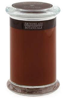 ARCHIPELAGO Madagascar tall jar candle