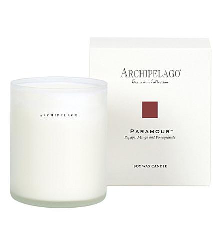 ARCHIPELAGO Paramour candle