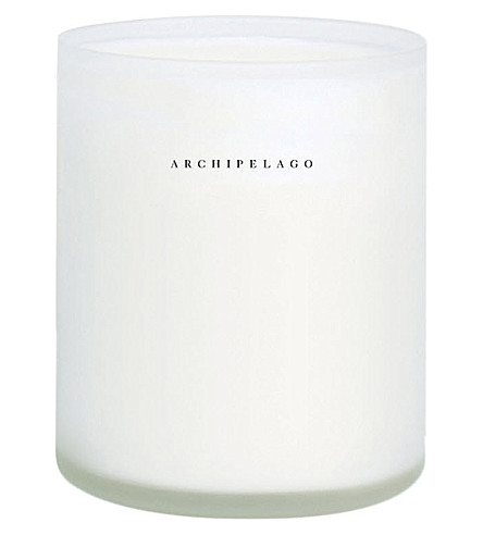 ARCHIPELAGO Kashmir scented candle