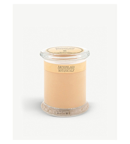 ARCHIPELAGO Kashmir glass jar scented candle