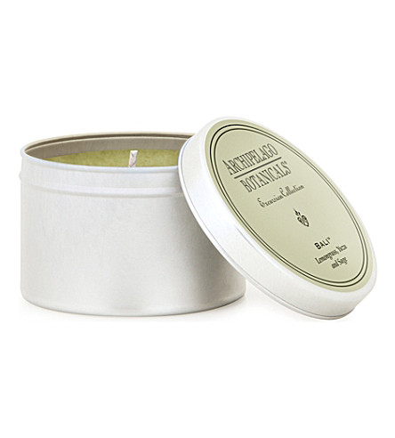 ARCHIPELAGO Bali scented candle travel tin