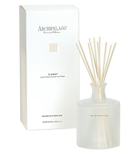 ARCHIPELAGO Luna fragrance diffuser 242ml
