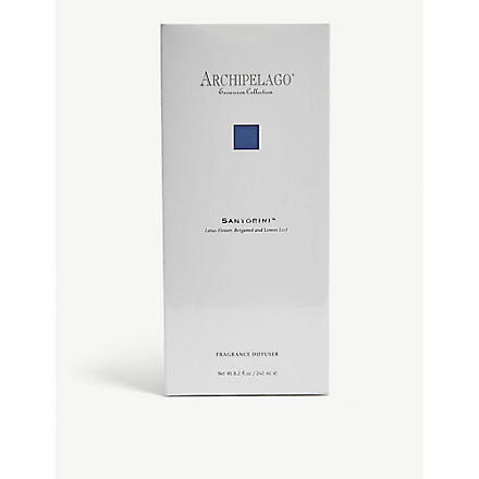 ARCHIPELAGO Santorini Excursion 242ml diffuser