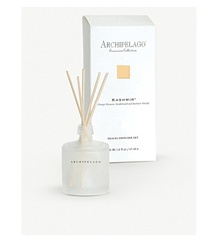 ARCHIPELAGO Excursion Kashmir travel diffuser