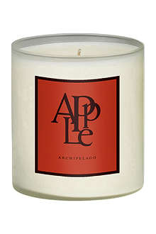 ARCHIPELAGO Home apple candle