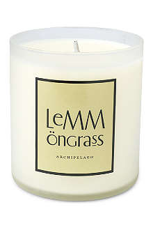 ARCHIPELAGO Lemongrass and thyme soy candle