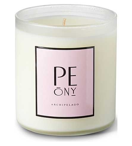 ARCHIPELAGO AB Home Peony soy candle