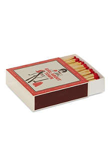 ARCHIVIST Girl about town matchbox