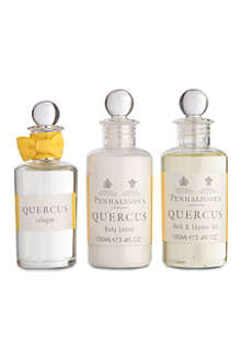 PENHALIGON'S Quercus Fragrance Collection gift set
