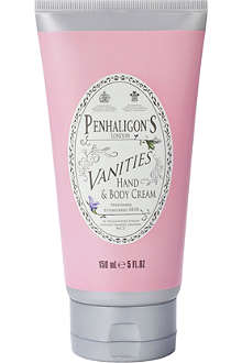 PENHALIGON'S Vanities hand and body cream 150ml