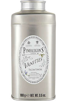 PENHALIGONS Vanities talcum powder 100g