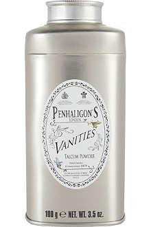 PENHALIGONS Vanities talcum powder 100g