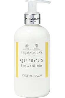 PENHALIGONS Quercus hand and nail lotion 300ml