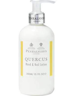 PENHALIGONS Quercus hand and nail lotion 300ml
