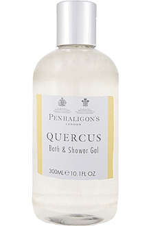PENHALIGON'S Quercus bath & shower gel 300ml